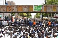 Chính biến tại Sudan: UAE nhấn mạnh sự cần thiết đối thoại ở Sudan