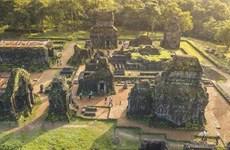 Chuyên gia Ấn Độ và Nga hỗ trợ bảo tồn Di sản thế giới Mỹ Sơn