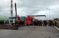 Thanh Hoá: Thăm hỏi gia đình nạn nhân tử vong do bão số 2