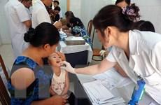 Khám, phẫu thuật miễn phí cho trẻ em khuyết tật ở Sơn La