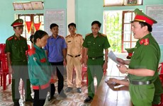 Khởi tố đối tượng liên quan đến vụ cháy rừng ở huyện Hương Sơn