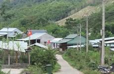 Tái định cư cho hộ dân bị ảnh hưởng bởi cao tốc Cam Lộ-La Sơn