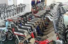 Xe đạp điện Trung Quốc lấn át tại thị trường châu Âu
