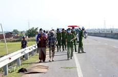 Truy tìm lái xe bỏ trốn sau khi gây tai nạn giao thông chết người