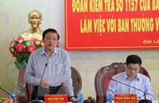 Ban Bí thư đề nghị tỉnh Đắk Lắk rà soát xử lý sai phạm, tiêu cực