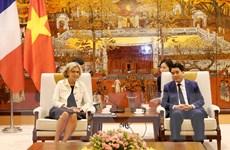 Hợp tác giữa Hà Nội và vùng Ile-de-France là một mô hình mẫu