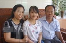 Chuyện về hai nữ thủ khoa cùng học chung lớp ở Hà Tĩnh