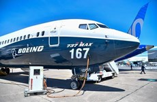 Boeing dành 50 triệu USD cho nạn nhân vụ tai nạn liên quan 737 MAX