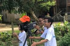 35 tác phẩm dự cuộc thi làm phim cho học sinh phổ thông Hà Nội 2019