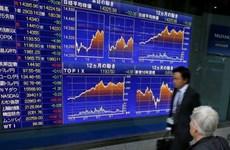 Chỉ số chứng khoán tại thị trường châu Á diễn biến trái chiều
