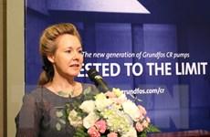 Đan Mạch chia sẻ kinh nghiệm ứng phó biến đổi khí hậu với Việt Nam