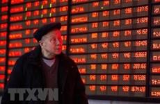 Chứng khoán trên thị trường châu Á đồng loạt giảm điểm