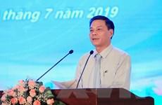 Chủ tịch UBND thành phố Hải Phòng đối thoại với người lao động