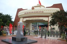 Chương trình giao lưu hữu nghị biên giới Việt Nam-Lào năm 2019