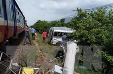 Bình Thuận: Tai nạn giao thông đường sắt nghiêm trọng, 3 người chết
