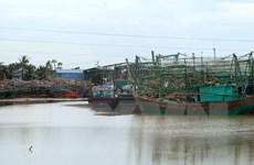 Ứng phó bão: Quảng Ninh tạm ngừng cấp phép phương tiện thủy ra khơi