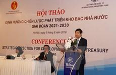 Hướng tới hình thành kho bạc số trong giai đoạn 2021-2030