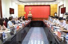 Đại diện các nước trao đổi thông tin công tác lãnh sự tại Ninh Bình