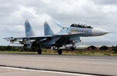 Thổ Nhĩ Kỳ cân nhắc mua máy bay chiến đấu Su-35 của Nga