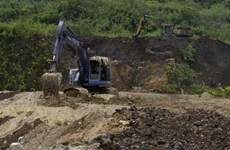 Phú Thọ: Doanh nghiệp khai thác mỏ đầu nguồn nước, ảnh hưởng tới dân