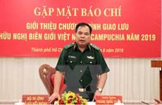 Nâng cao hiệu quả công tác bảo vệ biên giới Việt Nam-Campuchia