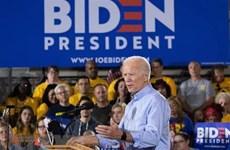Bầu cử Mỹ: Ứng cử viên Joe Biden nới rộng khoảng cách với đối thủ