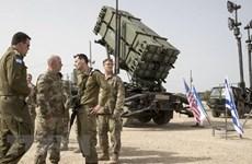 Hải quân Israel, Mỹ tập trận quy mô lớn ở Địa Trung Hải