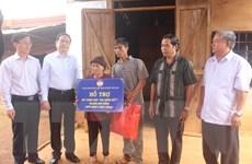 Chủ tịch Ủy ban Trung ương MTTQ kêu gọi giúp đỡ người nghèo