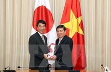 Thành phố Hồ Chí Minh và tỉnh Miyagi tăng hợp tác song phương