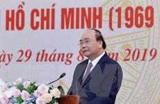 Thủ tướng: Giữ gìn lâu dài, bảo vệ tuyệt đối an toàn thi hài Bác
