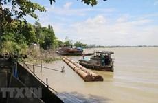 Xâm nhập mặn có khả năng xuất hiện sớm ở Đồng bằng sông Cửu Long