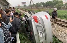 Quảng Ngãi: Liên tiếp xảy ra tai nạn đường sắt làm 1 người chết