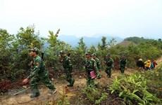 Bộ Quốc phòng tiếp tục hoàn thiện dự thảo Luật Biên phòng Việt Nam