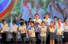 PTT Vương Đình Huệ đồng hành cùng chương trình Tiếp sức đến trường