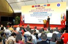 Tiểu vùng sông Mekong phát triển cách chữa bệnh không dùng thuốc