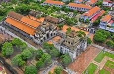 [Photo] Chiêm ngưỡng vẻ đẹp độc đáo của nhà thờ đá Phát Diệm