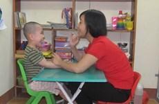 Giới thiệu bộ tài liệu hỗ trợ phục hồi chức năng cho trẻ tự kỷ