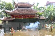[Photo] Bắc Ninh: Lôi cuốn nghệ thuật múa rối nước Đồng Ngư