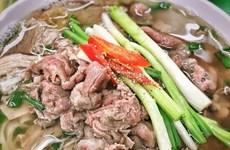 Đề cử Việt Nam là điểm đến du lịch ẩm thực hàng đầu thế giới
