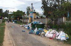 Đổi vị trí xây lò đốt rác Đại Nghĩa ra khỏi quy hoạch đất quốc phòng