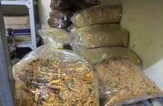Bình Dương: Phát hiện số lượng lớn thực phẩm không rõ nguồn gốc