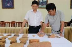 Nhiều phát hiện và thành quả nghiên cứu mới về khảo cổ học