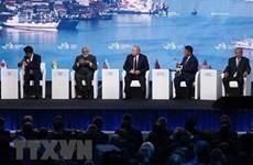 Trục phía Đông của Nga thay đổi: Một sự cân bằng mới?