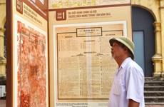 Dấu ấn địa giới hành chính của Hà Nội qua tài liệu lưu trữ
