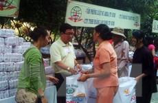 Người cựu binh mê tham gia các hoạt động xã hội từ thiện