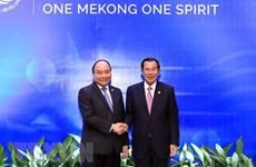 Phát triển quan hệ hợp tác toàn diện, bền vững Việt Nam-Campuchia