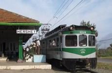 Tập đoàn Sinara tham gia hiện đại hóa đường sắt tại Cuba