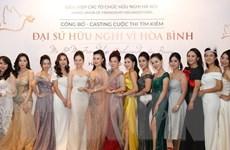 Phát động thi tìm kiếm Đại sứ hữu nghị vì hòa bình thành phố Hà Nội