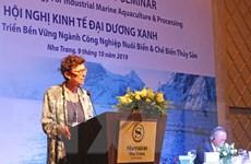 Việt Nam-Na Uy hợp tác phát triển ngành nuôi biển và chế biến thủy sản