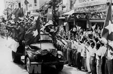 65 năm Ngày Giải phóng Thủ đô: Hào hùng âm hưởng ngày chiến thắng